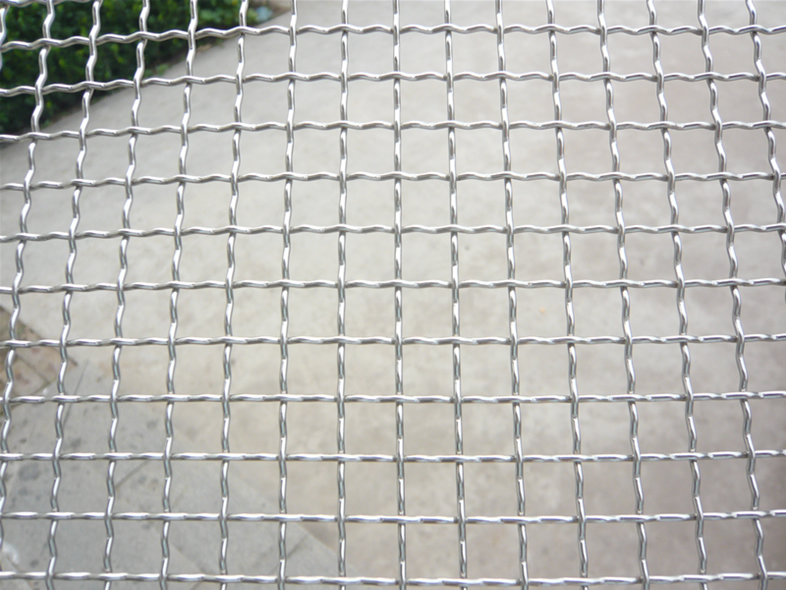 Crimped Wire Mesh|Anping Huade Hardware & Mesh Co.,Ltd.